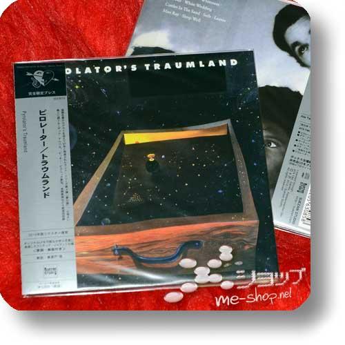 PYROLATOR - Pyrolator's Traumland (Reissue 2013 / lim.Papersleeve!)-0