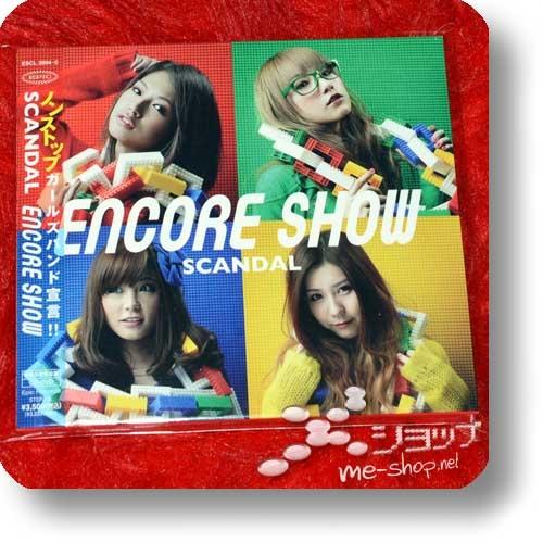 SCANDAL - Encore Show (lim.CD+DVD) (Re!cycle)-0