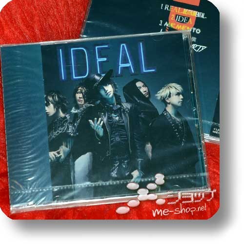 A9 - IDEAL lim.Deluxe Ediition (Λ9 / Alice Nine)-0
