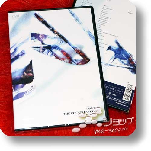 ANGELO - Tour THE COUNTLESS CORD at AKASAKA BLITZ (lim.2DVD+CD)-0