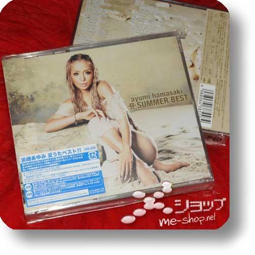 AYUMI HAMASAKI - A SUMMER BEST LIM.2CD+DVD (Re!cycle)-0
