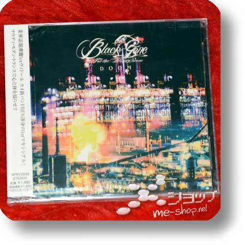 BLACK GENE FOR THE NEXT SCENE - DOOM (lim.CD+DVD A-Type)-0