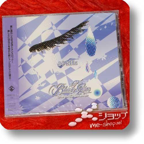 BLACK GENE FOR THE NEXT SCENE - Namida-kHz (C-Type inkl.Bonustrack!)-0