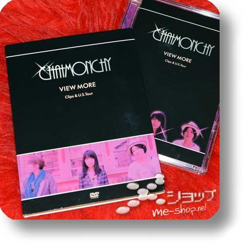 CHATMONCHY - VIEW MORE Clips & U.S.Tour (lim.DVD) (Re!cycle)-0