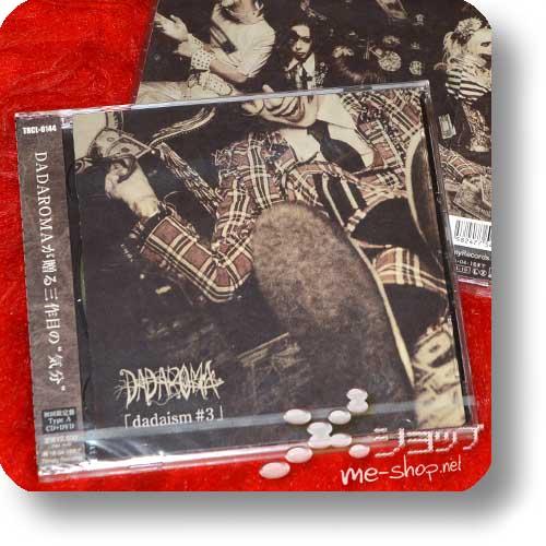 DADAROMA - Dadaism # 3 (lim.CD+DVD A-Type)-0
