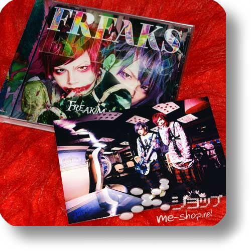 FREAKMAN - FREAKS +Bonus-Fotokarte! (DaizyStripper)-0