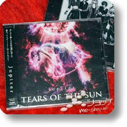 JUPITER - TEARS OF THE SUN-0