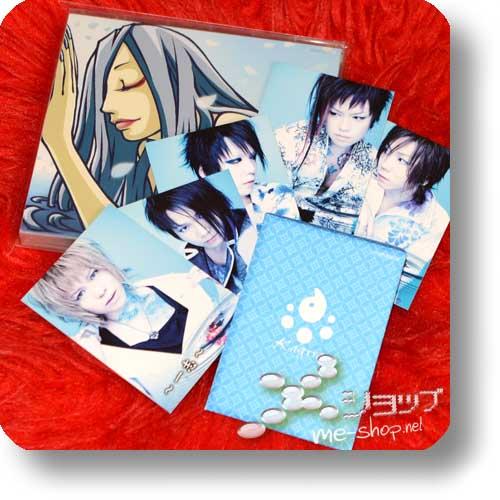 KAGRRA, - ~san~ (lim.Edition) +Tradingcardset! (Re!cycle)-0