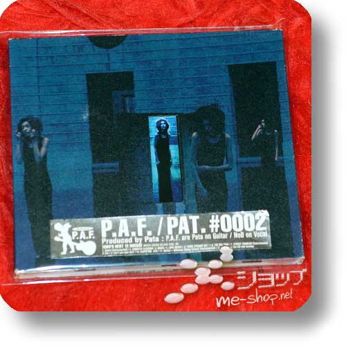 P.A.F. - PAT. #0002 (Pata / X Japan, NoB) (Re!cycle)-0