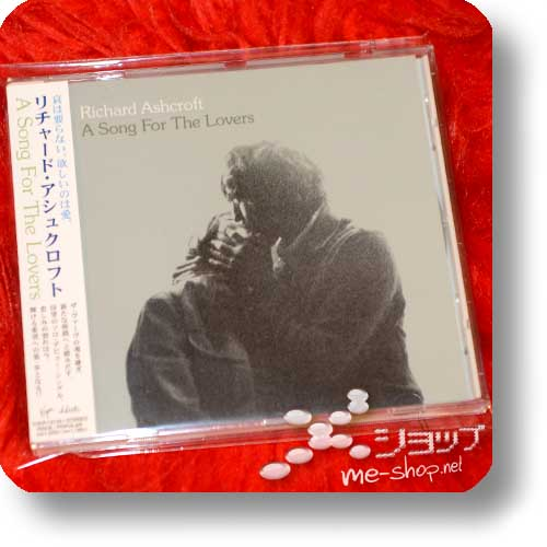 RICHARD ASHCROFT - A Song For The Lovers (Japan-Pressung) (Re!cycle)-0