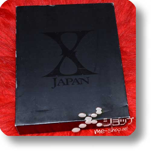 X JAPAN - Special Box (Art Of Life+Dahlia+Neon-Aufstellrahmen / Orig.1997!) (Re!cycle)-20802