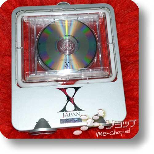 X JAPAN - Special Box (Art Of Life+Dahlia+Neon-Aufstellrahmen / Orig.1997!) (Re!cycle)-20805