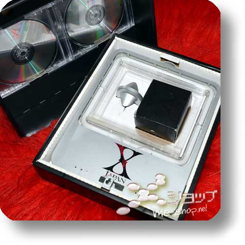 X JAPAN - Special Box (Art Of Life+Dahlia+Neon-Aufstellrahmen / Orig.1997!) (Re!cycle)-20807