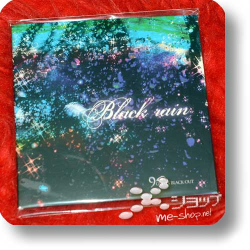 9GOATS BLACK OUT - Black rain (lim.Special Edition / Live/Mailorder only!) (Re!cycle)-0