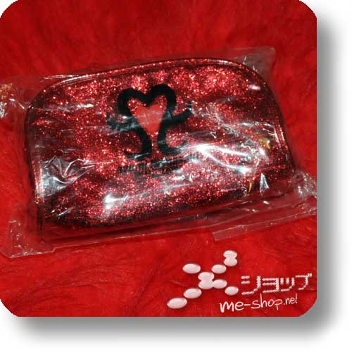 "AYUMI HAMASAKI - ARENA TOUR 2006 A ""(miss)understood"" Pouch Bag (orig.Tourmerchandise!) (Re!cycle)-21009"
