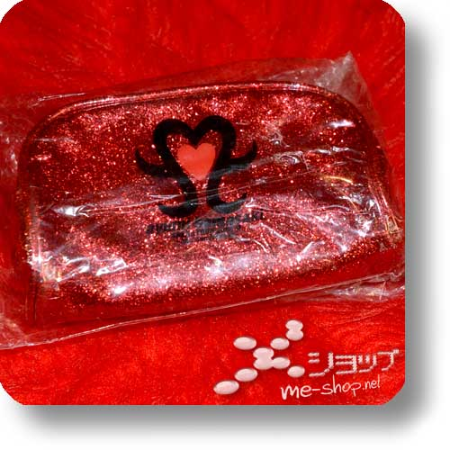 "AYUMI HAMASAKI - ARENA TOUR 2006 A ""(miss)understood"" Pouch Bag (orig.Tourmerchandise!) (Re!cycle)-0"