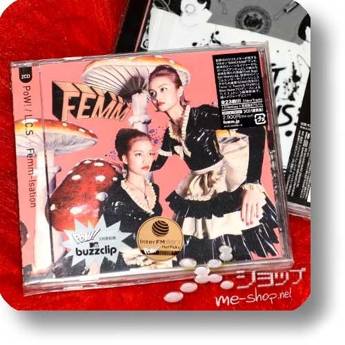 FEMM - PoW! / L.C.S. +Femm-Isation (lim.2CD)-0