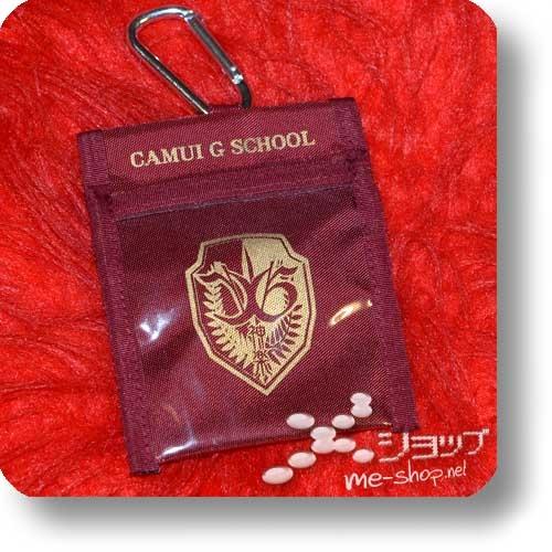GACKT - CAMUI G SCHOOL Geldbeutel/Ausweistäschchen (orig.Dears / Tourmerchandise!) (Re!cycle)-0