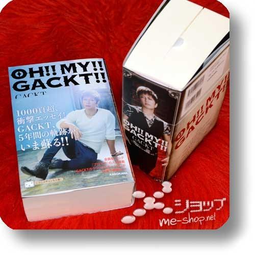 GACKT - OH!! MY!! GACKT!! / GACKT CHRONICLE 2012-2016 (Buch)-0