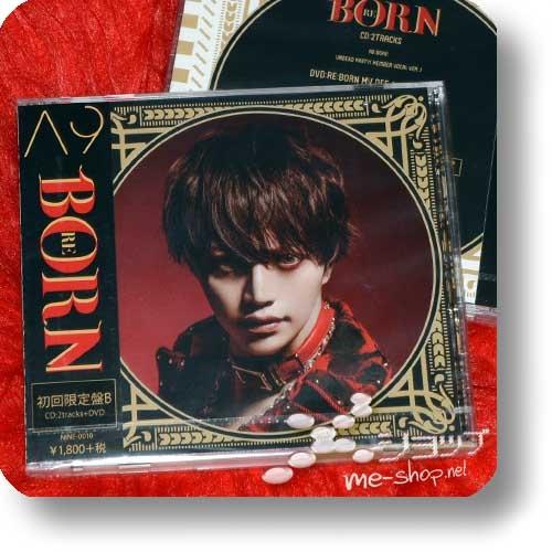 A9 - RE:BORN (lim.CD+DVD B) (Reborn / Λ9 / Alice Nine)-0