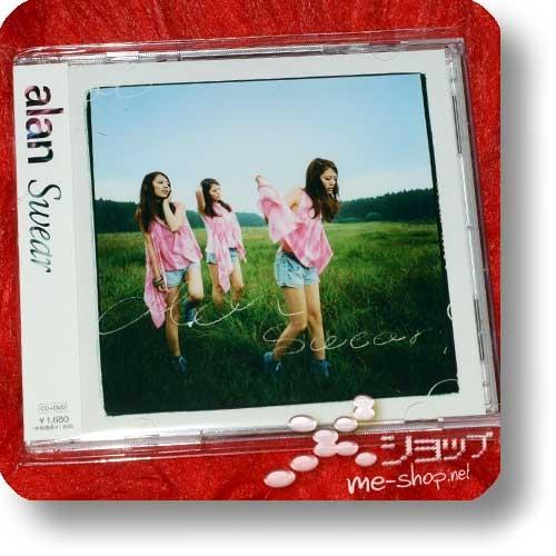 alan - Swear LIM.CD+DVD (Re!cycle)-0