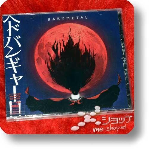 BABYMETAL - Headbanger!!-0