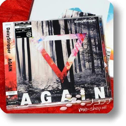 DAIZY STRIPPER (DaizyStripper) - AGAIN (CD+DVD A-Type)-0