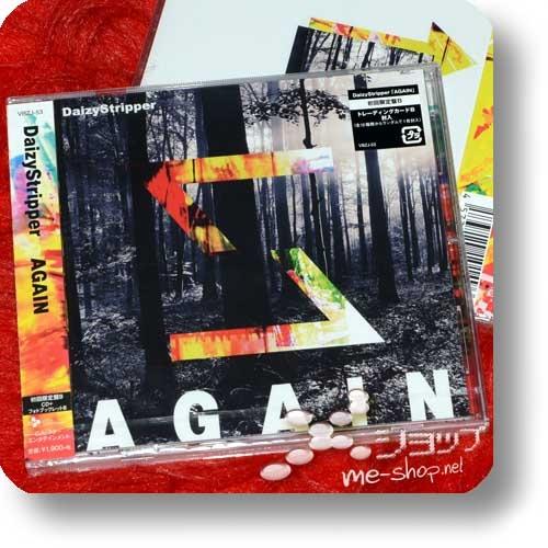 DAIZY STRIPPER (DaizyStripper) - AGAIN (CD+Photobooklet B-Type)-0