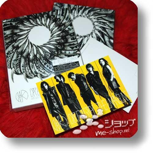 DIR EN GREY - The Unraveling (lim. Deluxe Box) +Bonus-Fotopostkarte! (Re!cycle)-0