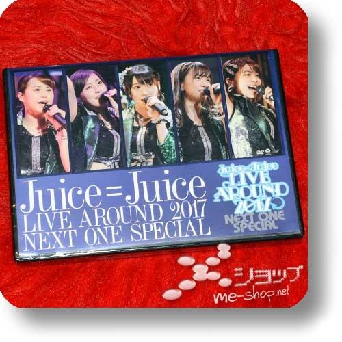 Juice=Juice - LIVE AROUND 2017 ~NEXT ONE SPECIAL~ (DVD)-0