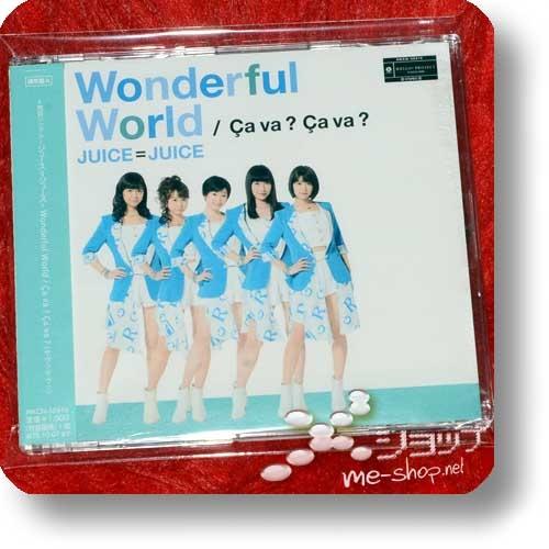 Juice=Juice - Wonderful World / Ça va? Ça va? (A-Type) (Re!cycle)-0
