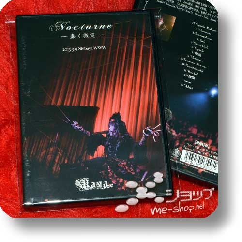 KAYA - Nocturne - ugomeku hohoemi - 2013.3.9 Shibuya WWW (Live-DVD) (Re!cycle)-0