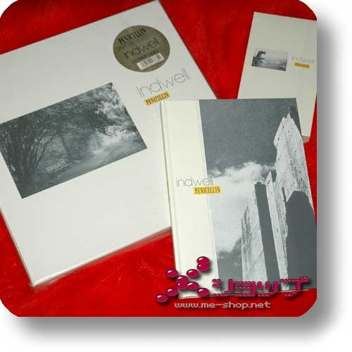 PENICILLIN - Indwell (lim.VHS+Photobook / LP sized Boxset) (Re!cycle)-0