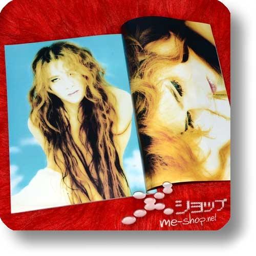 SHOXX Vol.8 (Februar 1992) Yoshiki (X Japan), LUNA SEA, Zi-Kill, Die In Cries, Ladies Room, Buck-Tick... (Re!cycle)-21704