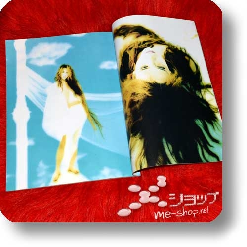 SHOXX Vol.8 (Februar 1992) Yoshiki (X Japan), LUNA SEA, Zi-Kill, Die In Cries, Ladies Room, Buck-Tick... (Re!cycle)-21705