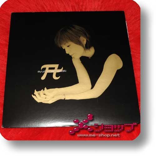 "AYUMI HAMASAKI - A Remix side NYC (too late / monochrome) lim. 12""/30cm Vinyl-Maxi (analog)-0"