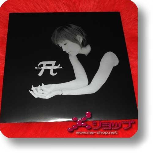 "AYUMI HAMASAKI - A Remix side TYO (monochrome / End roll / Trauma) lim. 12""/30cm Vinyl-Maxi (analog)-0"