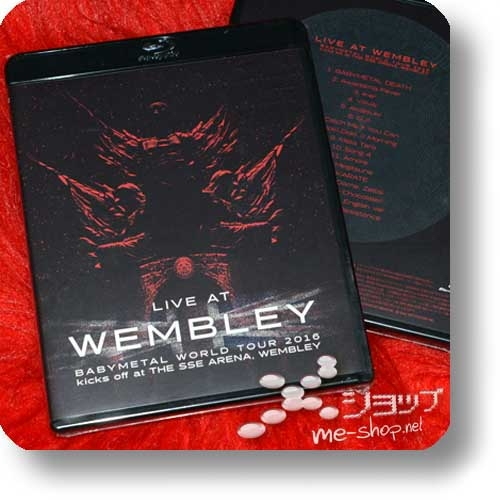 BABYMETAL - LIVE AT WEMBLEY (Blu-ray)-0