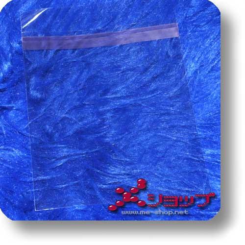 BLU-RAY-SCHUTZHÜLLE (14 mm) - transparent, wiederverschließbar-0