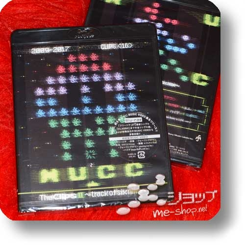 MUCC - The Clips II ~track of six nine~ (Blu-ray)-0