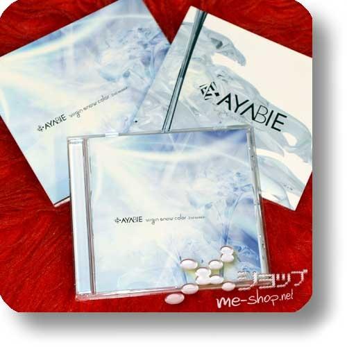 AYABIE - virgin snow color -2nd season- (inkl.Photobooklet!) (Re!cycle)-0