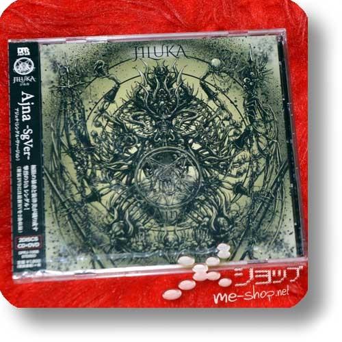 JILUKA - Ajna -SgVer- (lim.CD+DVD)-0