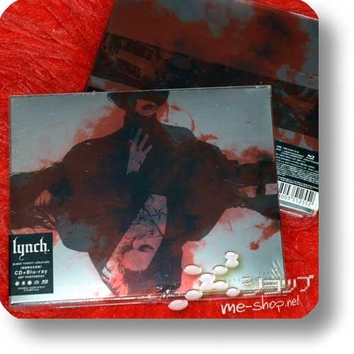 lynch. - BLØOD THIRSTY CREATURE (Blood thirsty creature / lim.Digipak CD+Live-Blu-ray+Photobook)+Bonus-Schlüsselanhänger!-22324