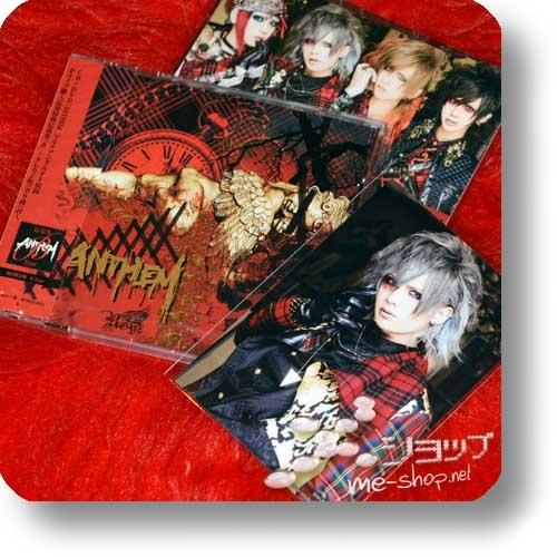 ROYZ - ANTHEM (lim.CD+DVD B-Type) +Bonus-Fotokarte!-0