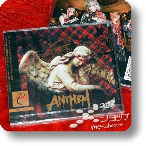 ROYZ - ANTHEM (C-Type inkl. Bonustracks!)+Bonus-Fotokarte!-22360