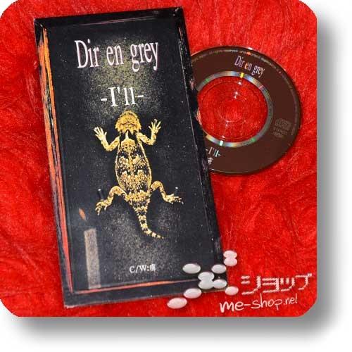 "DIR EN GREY - I'll (3""/8cm-CD) (Re!cycle)-22551"