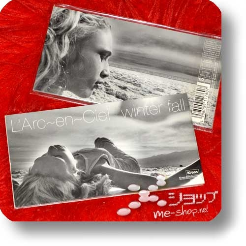 "L'ARC~EN~CIEL - winter fall (3""/8cm-Single-CD / Orig.1998!) (Re!cycle)-0"