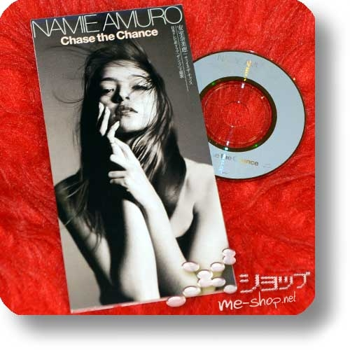 """NAMIE AMURO - Chase the Chance (3""""/8cm-CD) (Re!cycle)-0"""