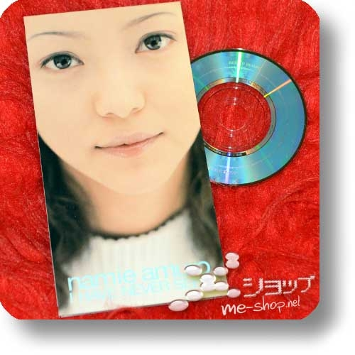 "NAMIE AMURO - I HAVE NEVER SEEN (3""/8cm-CD) (Re!cycle)-0"