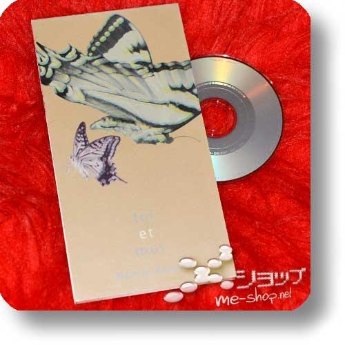 """NAMIE AMURO - toi et moi (3""""/8cm-CD / Pokémon: The Movie 2000) (Re!cycle)-0"""